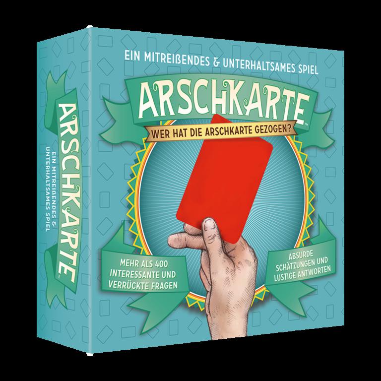 Arschkarte