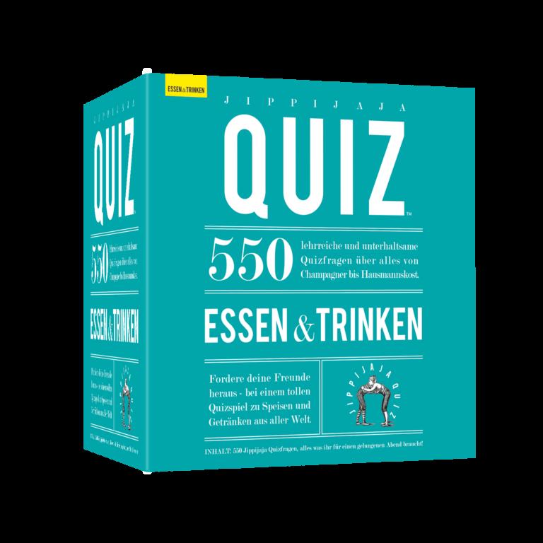 Jippijaja Quiz – Essen & Trinken