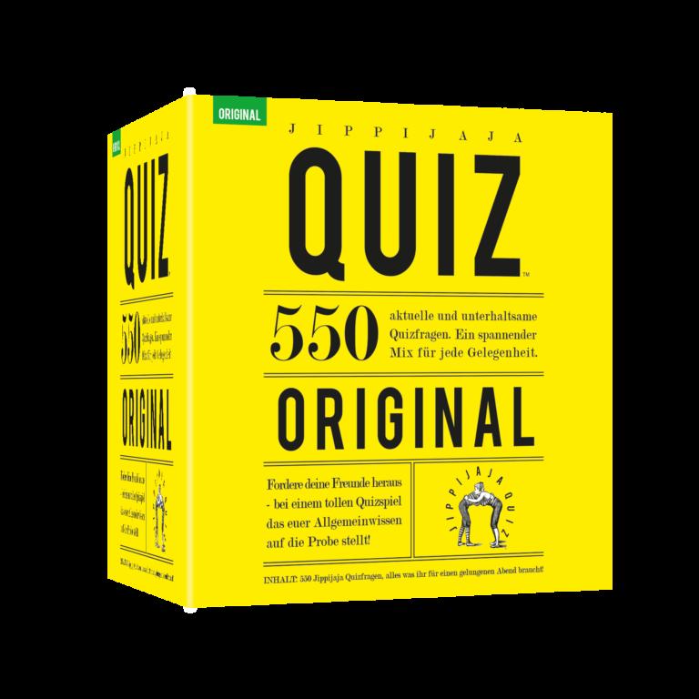 Jippijaja Quiz – Original