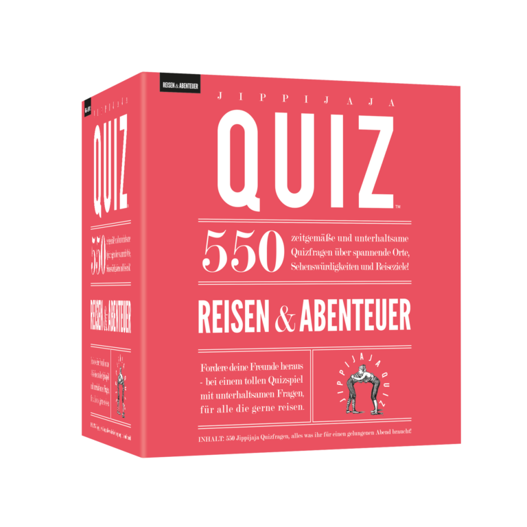Jippijaja Quiz – Reisen & Abenteuer