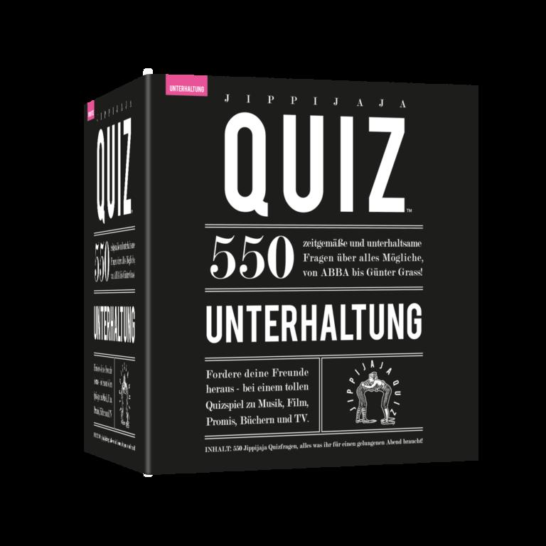 Jippijaja Quiz – Unterhaltung