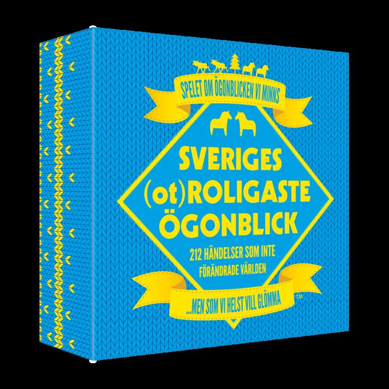 Sveriges (ot)roligaste ögonblick