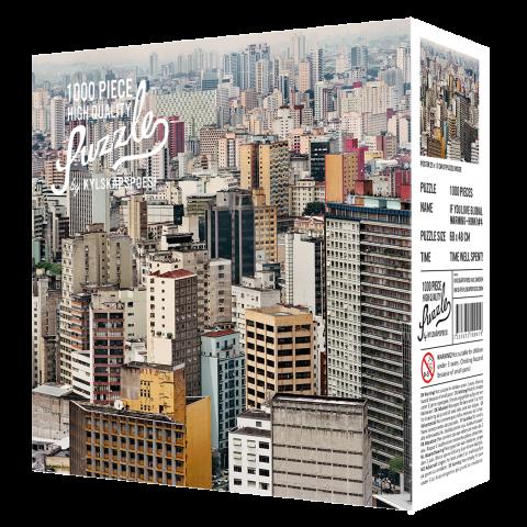 Sao Paulo by Jens Assur