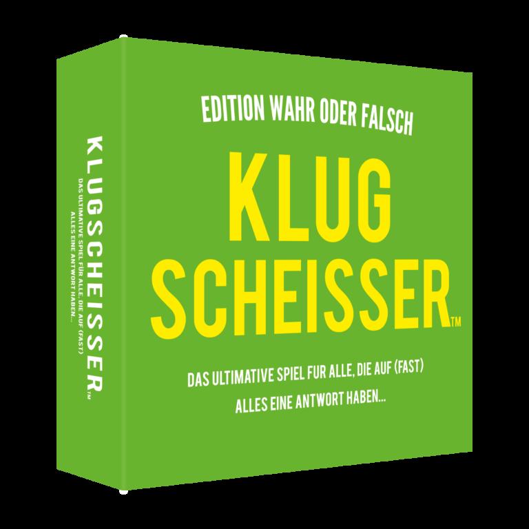 KLUGSCHEISSER – Edition Wahr oder Falsch